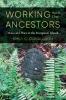 9780295745824 : working-with-the-ancestors-donaldson-sivaramakrishnan