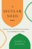 9780295747088 : a-secular-need-redding-sivaramakrishnan-yang