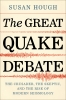 9780295747361 : the-great-quake-debate-hough