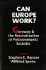 9780295974606 : can-europe-work-hanson-spohn