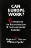 9780295974613 : can-europe-work-hanson-spohn