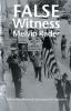 9780295977027 : false-witness-2nd-edition-rader-schroeter