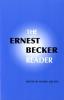 9780295984704 : the-ernest-becker-reader-liechty