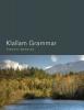 9780295994611 : klallam-grammar-montler