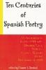 9780801810428 : ten-centuries-of-spanish-poetry-turnbull