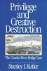 9780801839832 : privilege-and-creative-destruction-kutler