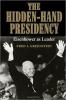 9780801849015 : the-hidden-hand-presidency-greenstein