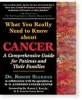 9780801855948 : what-you-really-need-to-know-about-cancer-buckman-bast-nichols
