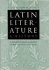 9780801862533 : latin-literature-conte-solodow-fowler