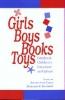 9780801865268 : girls-boys-books-toys-clark-higonnet