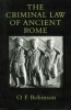 9780801867576 : the-criminal-law-of-ancient-rome-robinson