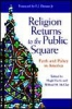 9780801871955 : religion-returns-to-the-public-square-heclo-mcclay