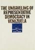 9780801879609 : the-unraveling-of-representative-democracy-in-venezuela-mccoy-myers