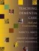 9780801880421 : teaching-dementia-care-mace