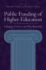 9780801882593 : public-funding-of-higher-education-st-john-parsons