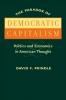 9780801884115 : the-paradox-of-democratic-capitalism-prindle
