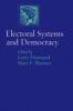 9780801884757 : electoral-systems-and-democracy-diamond-plattner