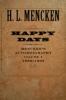 9780801885310 : happy-days-volume-1-mencken