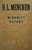 9780801885334 : minority-report-mencken