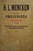 9780801885358 : prejudices-mencken
