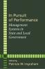 9780801885686 : in-pursuit-of-performance-ingraham