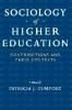 9780801886140 : sociology-of-higher-education-gumport