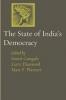 9780801887901 : the-state-of-indias-democracy-ganguly-diamond-plattner
