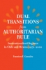9780801888007 : dual-transitions-from-authoritarian-rule-gonzalez