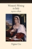 9780801888199 : womens-writing-in-italy-1400-1650-cox