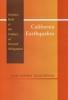 9780801889769 : california-earthquakes-geschwind