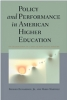 9780801891618 : policy-and-performance-in-american-higher-education-richardson-martinez