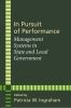 9780801891939 : in-pursuit-of-performance-ingraham