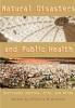 9780801891991 : natural-disasters-and-public-health-brennan