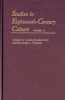 9780801892974 : studies-in-eighteenth-century-culture-volume-38-zionkowski-thomas