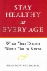 9780801893933 : stay-healthy-at-every-age-nundy