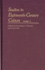 9780801894350 : studies-in-eighteenth-century-culture-volume-39-thomas-cody