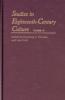 9780801899089 : studies-in-eighteenth-century-culture-volume-40-thomas-cody