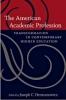 9780801899775 : the-american-academic-profession-hermanowicz