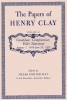 9780813100609 : the-papers-of-henry-clay-clay