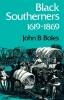 9780813101613 : black-southerners-1619-1869-boles