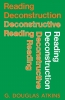 9780813101651 : reading-deconstruction-deconstructive-reading-atkins-atkins
