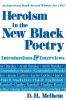 9780813108070 : heroism-in-the-new-black-poetry-melhem