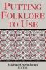 9780813108186 : putting-folklore-to-use-jones