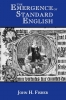 9780813108520 : the-emergence-of-standard-english-fisher