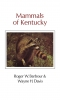 9780813113142 : mammals-of-kentucky-barbour-davis