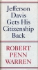 9780813114453 : jefferson-davis-gets-his-citizenship-back-warren