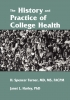 9780813129662 : the-history-and-practice-of-college-health-turner-hurley