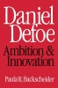 9780813150840 : daniel-defoe-backsheider-backscheider