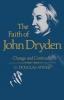 9780813150857 : the-faith-of-john-dryden-atkins-atkins