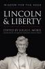 9780813151014 : lincoln-and-liberty-morel-thomas-kaplan